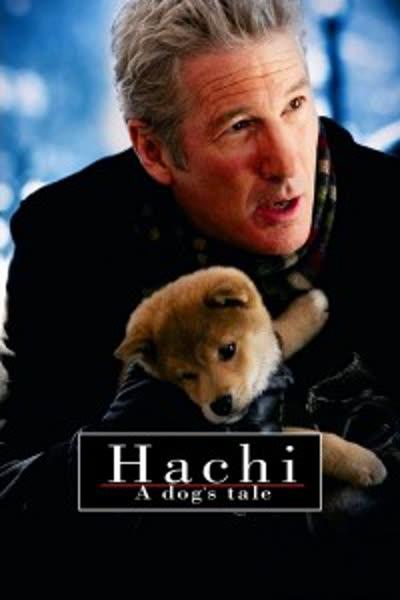 پوستر هاچی: داستان یک سگ
