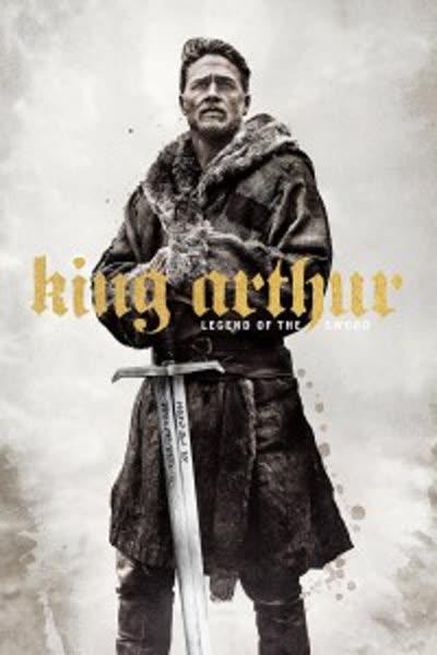 پوستر آرتور شاه: افسانه شمشیر