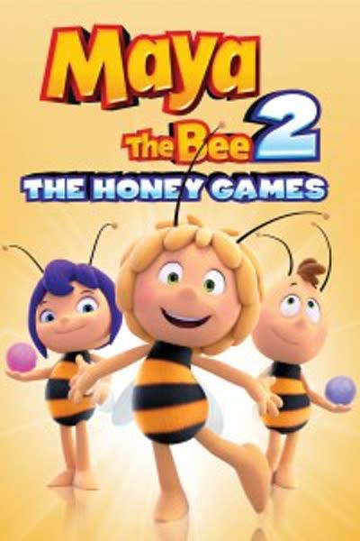پوستر مایا زنبور عسل: بازیهای عسلی