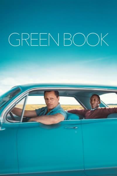 پوستر کتاب سبز