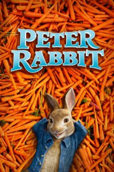 پوستر پیتر خرگوشه