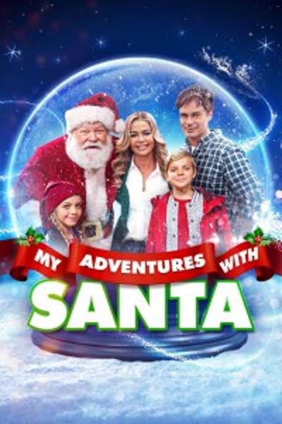 پوستر ماجراهای من با سانتا