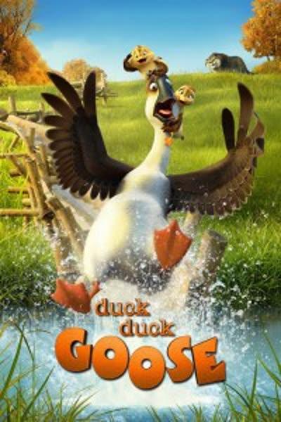 پوستر اردک اردک غاز