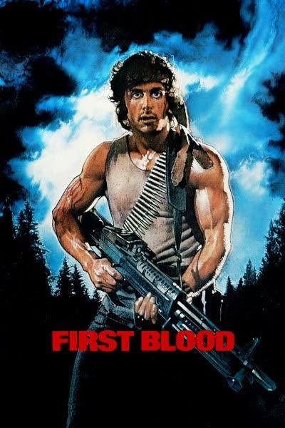 پوستر رمبو: اولین خون