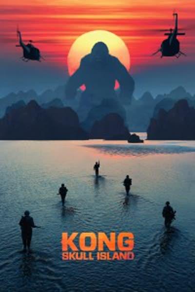 پوستر کونگ: جزیره جمجمه