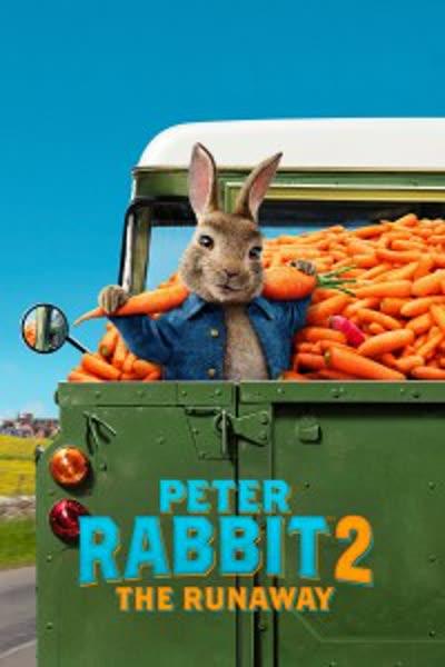 پوستر پیتر خرگوشه ۲: فراری