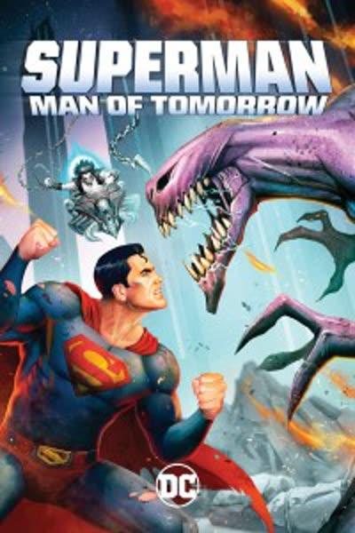 پوستر سوپرمن: مرد فردا