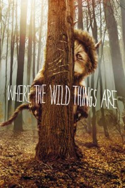 پوستر جایی که موجودات وحشی هستند