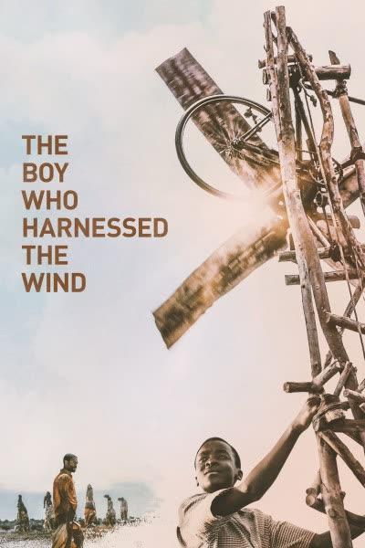 پوستر پسری که باد را مهار کرد