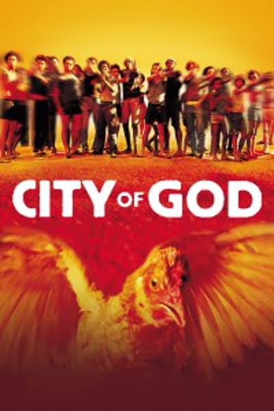 پوستر شهر خدا