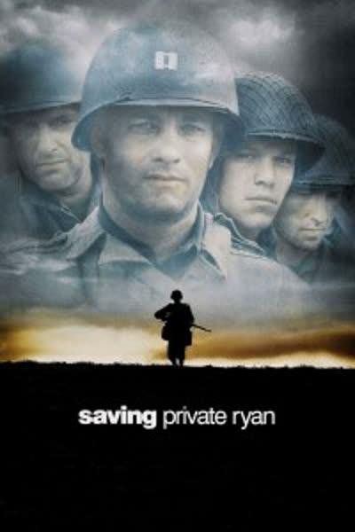 پوستر نجات سرباز رایان