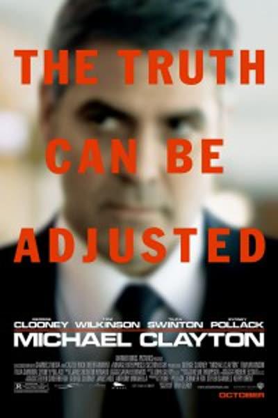 پوستر مایکل کلایتون