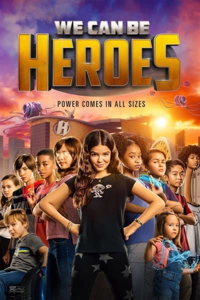 پوستر ما می توانیم قهرمان باشیم