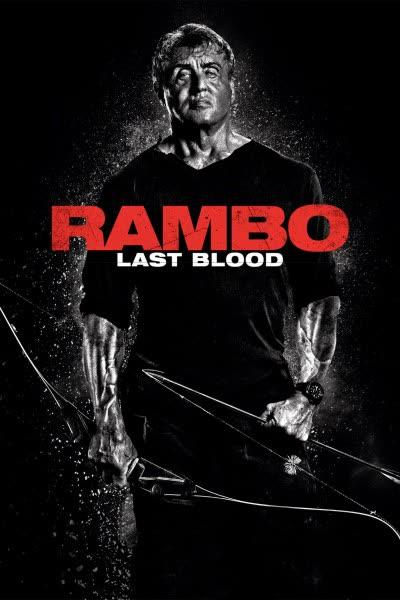پوستر رمبو: آخرین خون