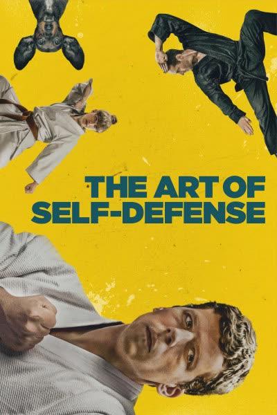پوستر هنر دفاع شخصی