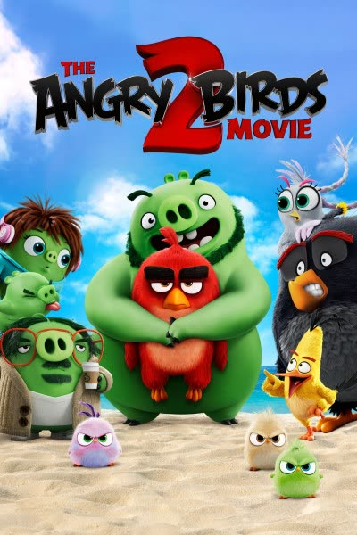 پوستر پرندگان خشمگین ۲