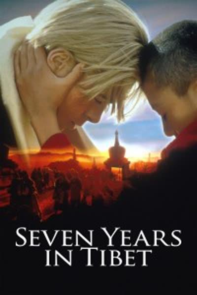 پوستر هفت سال در تبت