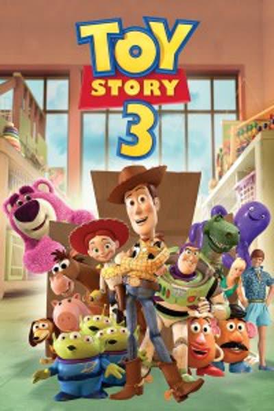 پوستر داستان اسباببازی ۳