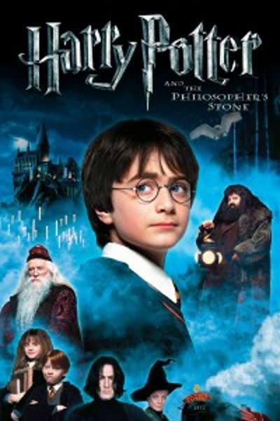 پوستر هری پاتر و سنگ جادو