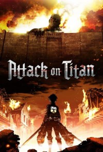 پوستر حمله به تایتان -  - قسمت 18