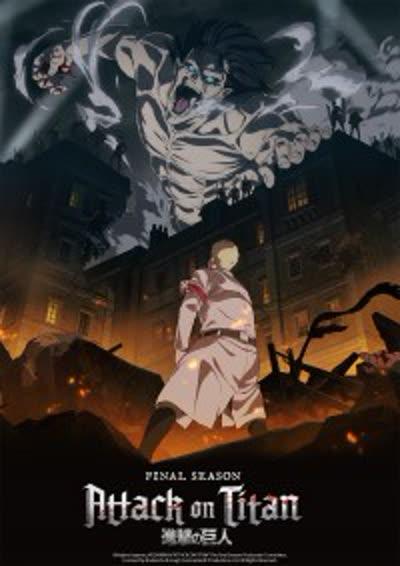 پوستر حمله به تایتان - فصل 4 - قسمت 16