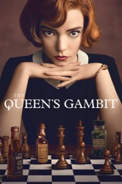 پوستر گامبی وزیر - فصل اول - قسمت 3