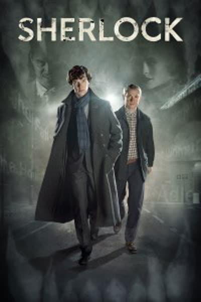 پوستر شرلوک -  - قسمت 1