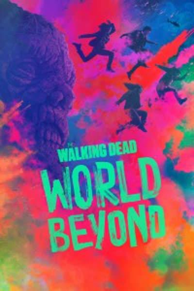 پوستر مردگان متحرک: جهانی فراتر از آن - فصل 1 - قسمت 3