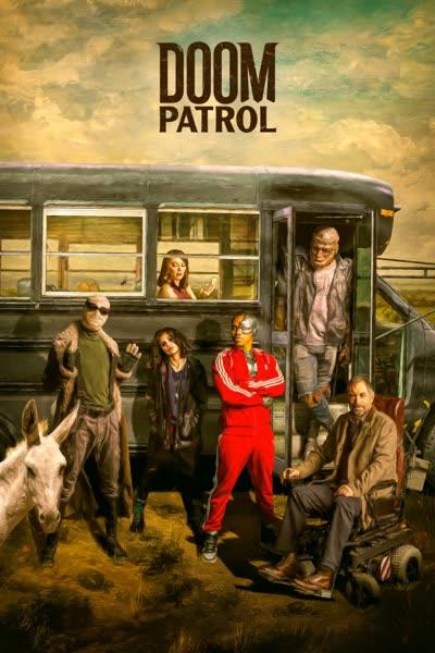 پوستر دووم پاترول - فصل اول - قسمت 5