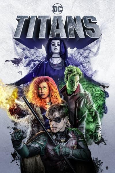 پوستر تایتانها - فصل اول - قسمت 11