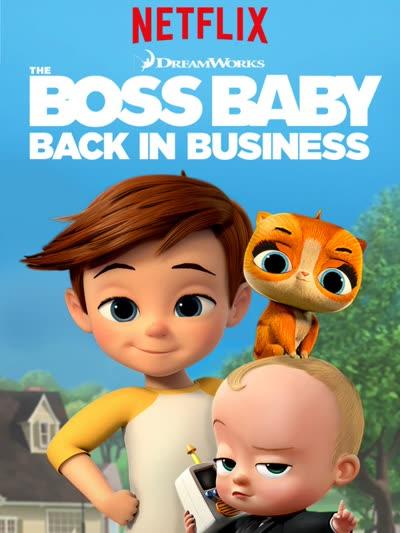پوستر بچه رئیس بازگشت به کار - فصل دوم - قسمت 10