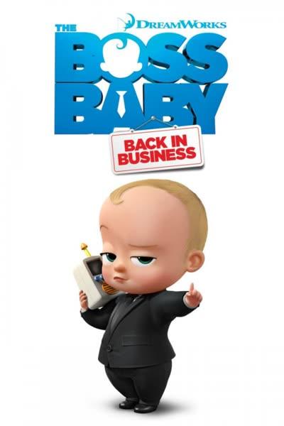 پوستر بچه رئیس بازگشت به کار - فصل سوم - قسمت 1