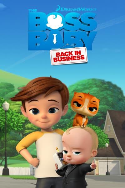 پوستر بچه رئیس بازگشت به کار - فصل اول - قسمت 3