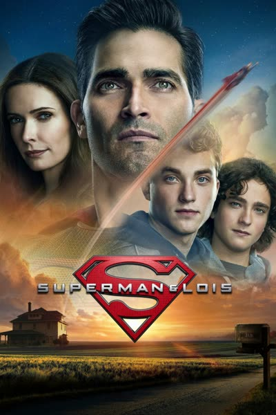 پوستر سوپرمن و لویس - فصل اول - قسمت 2