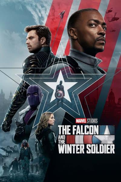 پوستر فالکون و سرباز زمستان - فصل اول - قسمت 2