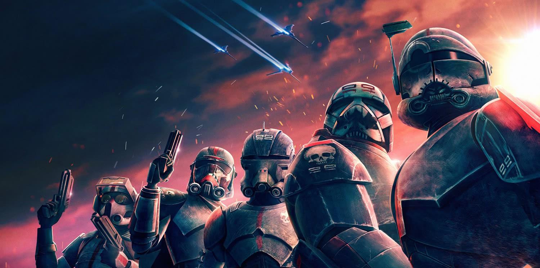 عکس جنگ ستارگان: بد بچ