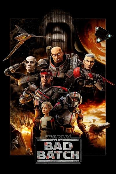 پوستر جنگ ستارگان: بد بچ - فصل اول - قسمت 5